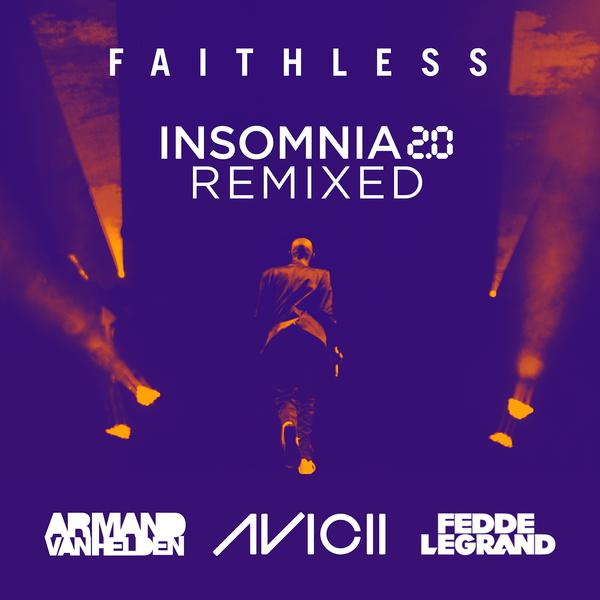 Faithless 'Insomina 2.0 Remixed'