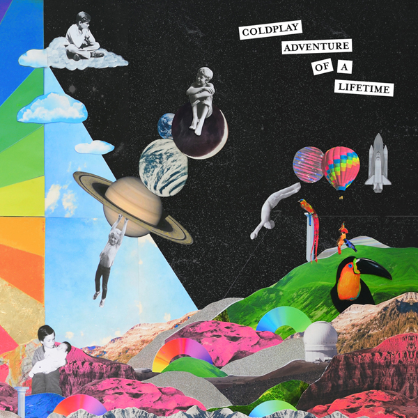 Coldplay 'Adventure …""