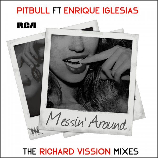 Pitbull ft. Enrique Iglesias 'Messin Around'
