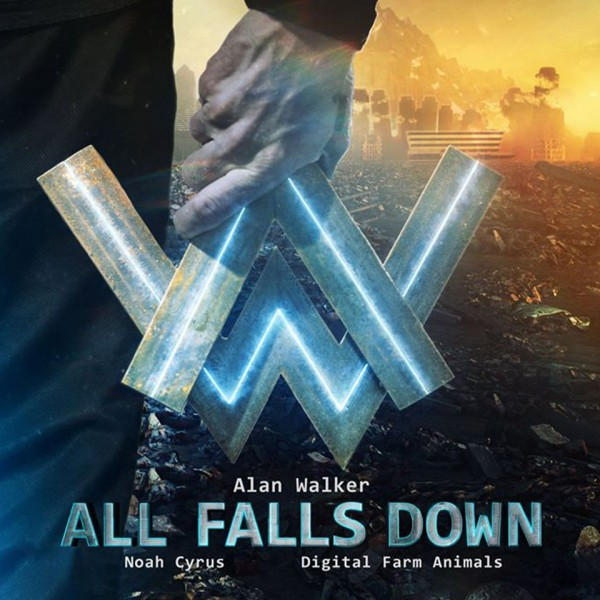 ALAN WALKER FT NOAH CYRUS + DIGITAL FARM ANIMALS 'All Falls Down'