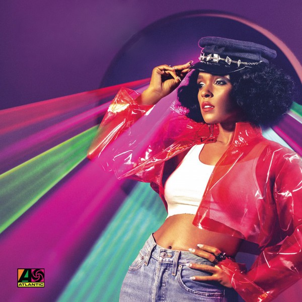 JANELLE MONAE 'Make Me Feel' Atlantic