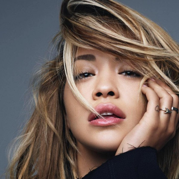 Rita Ora 'Anywhere'